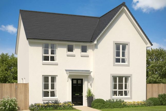 "Thumbnail 4 bedroom detached house for sale in ""Balmoral"" at Mey Avenue, Inverness"