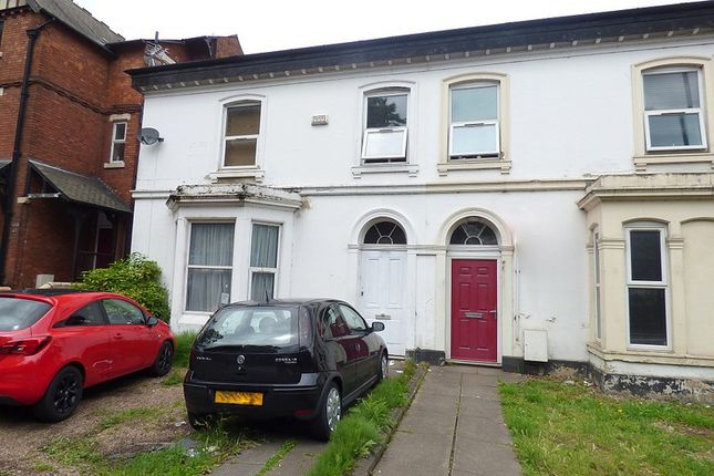 Thumbnail Shared accommodation to rent in Uttoxeter New Road, Derby