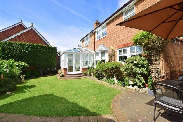 Thumbnail Detached house for sale in Lapins Lane, Kings Hill, West Malling, Kent
