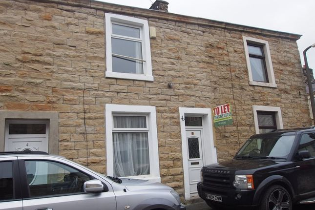 Thumbnail Terraced house to rent in Cotton Street, Burnley