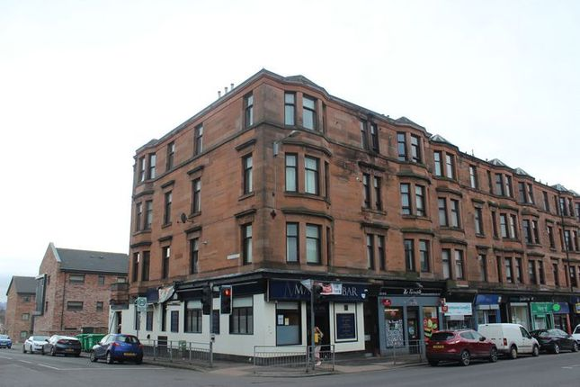 Thumbnail Block of flats for sale in Burndyke Square, Govan, Glasgow