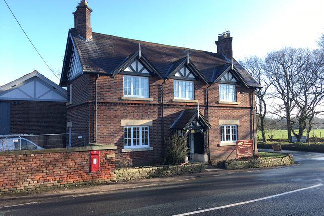 Thumbnail Detached house to rent in Over Alderley, Macclesfield