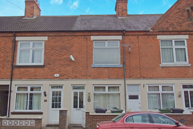 3 bed terraced house to rent in Warner Place, Loughborough
