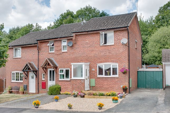 Thumbnail End terrace house for sale in Tidbury Close, Walkwood, Redditch