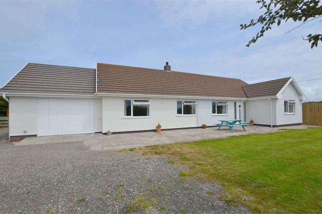 Thumbnail Detached bungalow for sale in Buckshead, St. Agnes