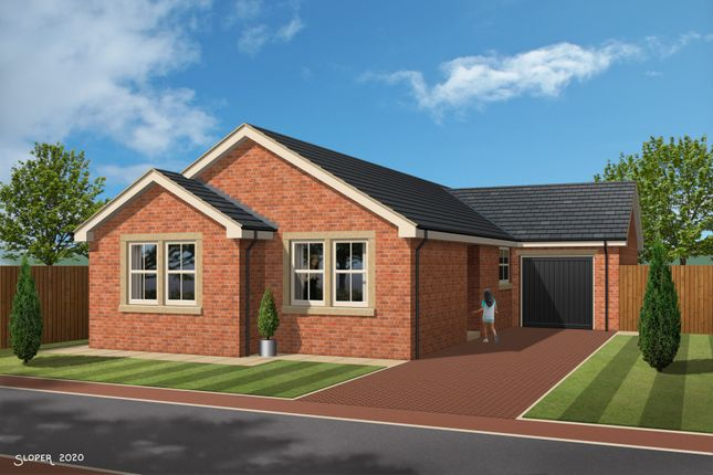 Thumbnail Detached bungalow for sale in Plot 2, Heysham Court, Monk Bretton, Barnsley