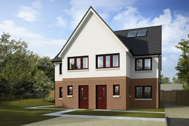 Thumbnail Property for sale in Plot 16, West Church, Maybole