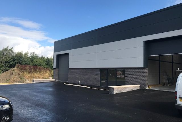 Thumbnail Industrial to let in Unit 1, Barrow Brook Trade Park, Clitheroe
