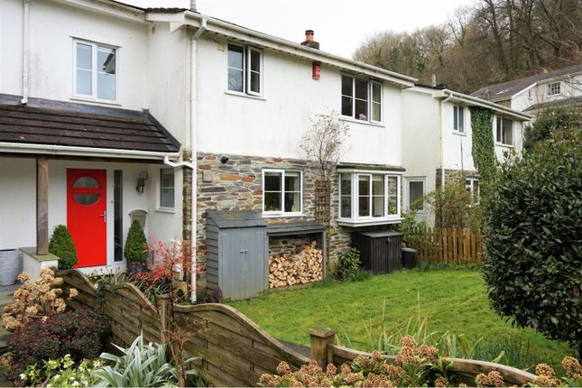 Thumbnail Semi-detached house for sale in Milton Combe, Yelverton