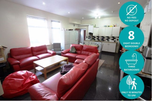 Thumbnail End terrace house to rent in Harriet Street, Cathays, Cardiff