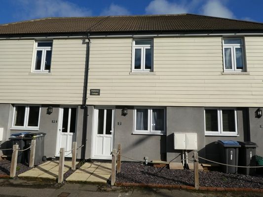 Thumbnail Terraced house to rent in 1, Dover