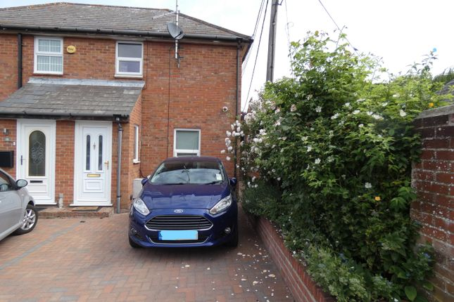 Thumbnail Semi-detached house for sale in Paget Road, Wivenhoe, Colchester, Essex