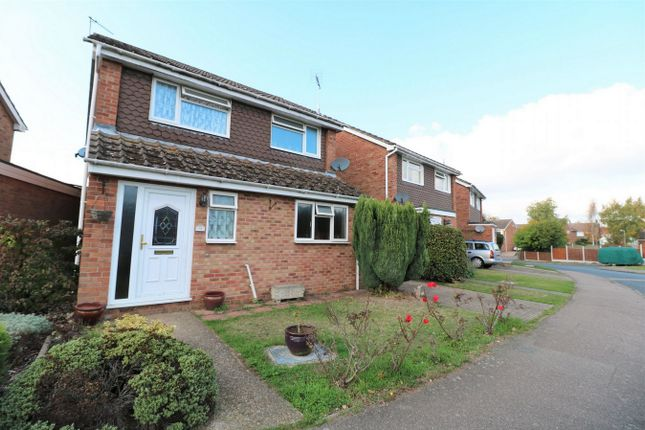Thumbnail Detached house for sale in Valfreda Way, Wivenhoe, Essex