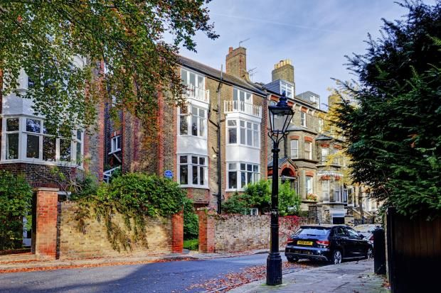 Thumbnail Detached house for sale in Cannon Place, Hampstead Village, London