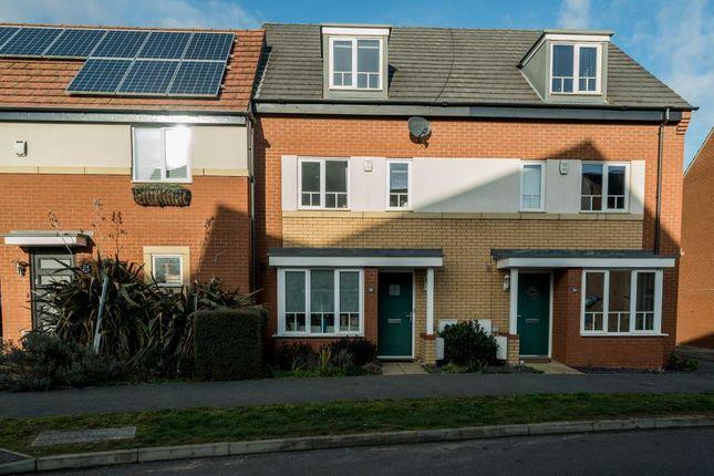 Thumbnail Terraced house to rent in Sakura Walk, Willen Park, Milton Keynes