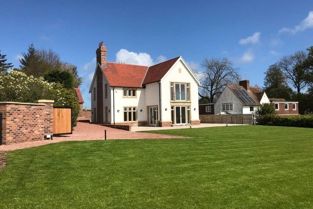 Thumbnail Detached house for sale in Bilton Hill, Alnwick, Northumberland