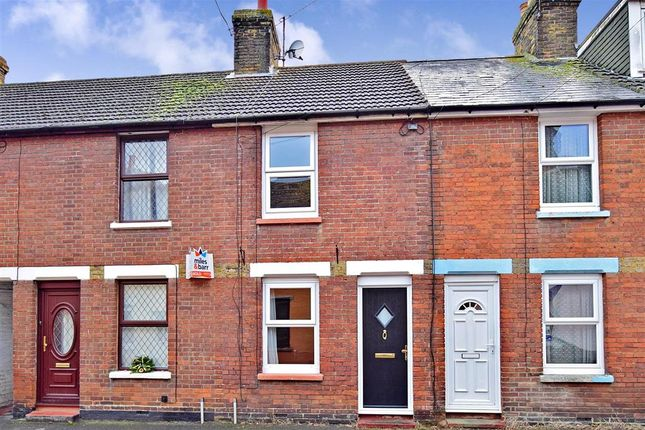 2 bed terraced house for sale in Luton Road, Faversham, Kent