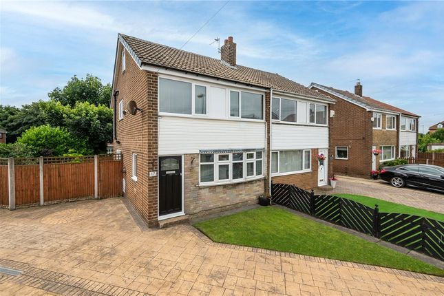 Thumbnail Semi-detached house for sale in Scotchman Close, Morley, Leeds