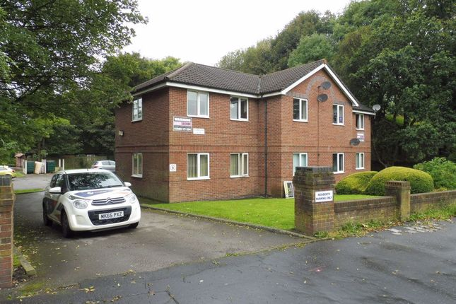 Thumbnail Flat to rent in St Clements Court, Rochdale