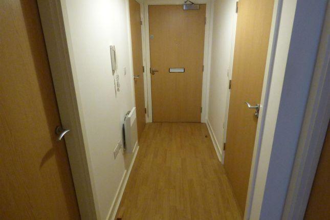 Hallway of Pilgrims Way, Salford M50