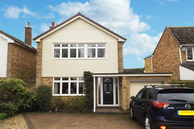 Thumbnail Detached house for sale in Pinewood Crescent, Heighington Village, Newton Aycliffe, Durham