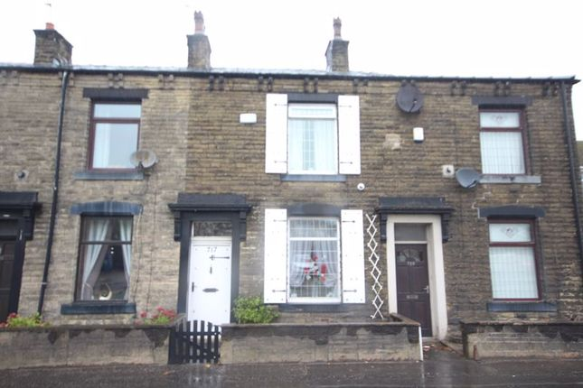 2 bed terraced house for sale in Halifax Road, Hurstead, Rochdale OL12