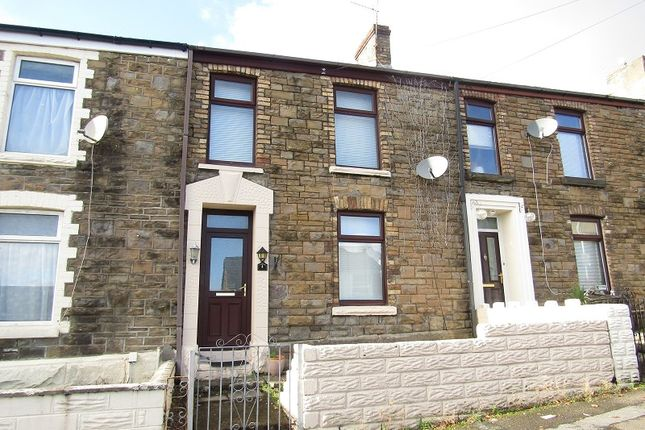 3 bed terraced house to rent in Springfield Street, Morriston, Swansea, City And County Of Swansea. SA6
