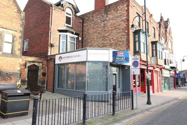 Thumbnail Retail premises to let in Falsgrave Road, Scarborough