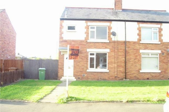 Thumbnail Semi-detached house to rent in Burn Park Road, Houghton Le Spring, Tyne And Wear