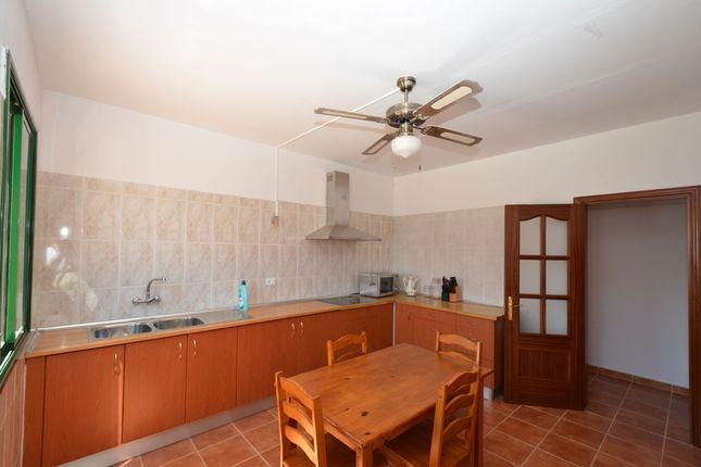Kitchen of La Mata, Tiquital 8, Spain