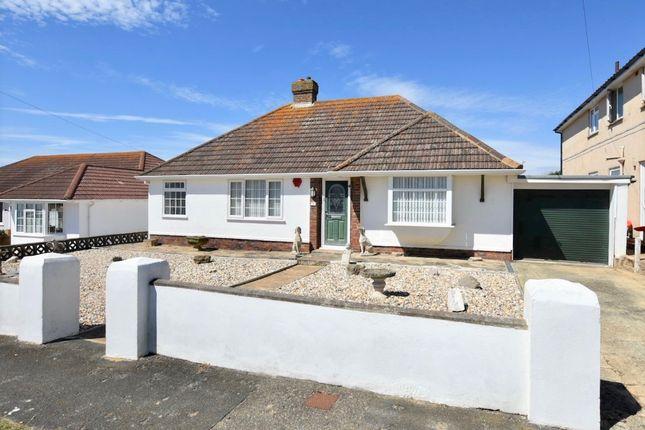 Thumbnail Detached bungalow for sale in Southdown Avenue, Peacehaven