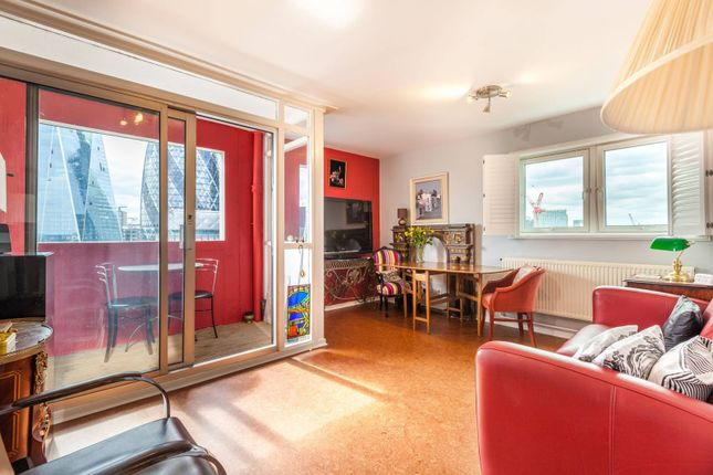 Thumbnail Flat to rent in Petticoat Square, City