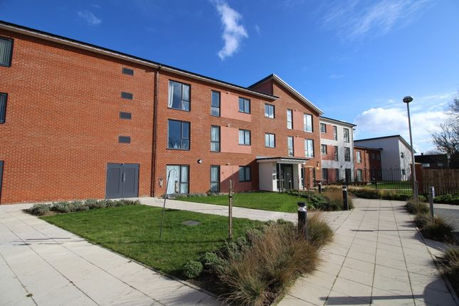 Thumbnail Flat for sale in Roseberry Flats, The Causeway, Billingham