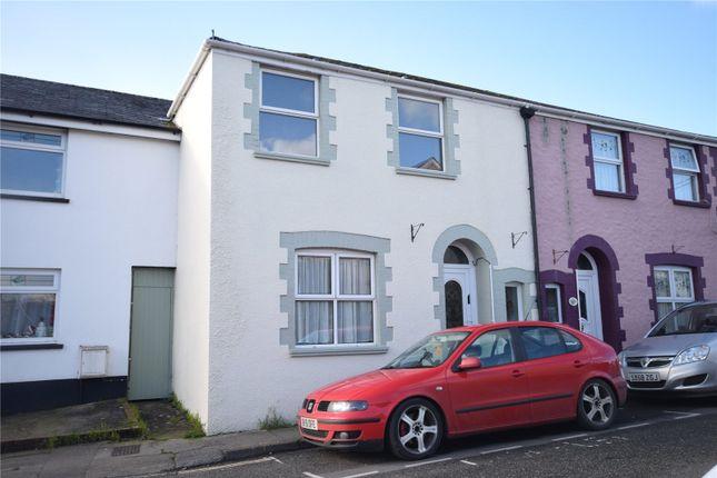 Thumbnail End terrace house for sale in East Street, Torrington