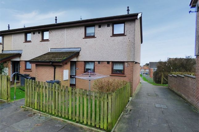 Thumbnail Flat for sale in Sneckyeat Grove, Hensingham, Whitehaven, Cumbria