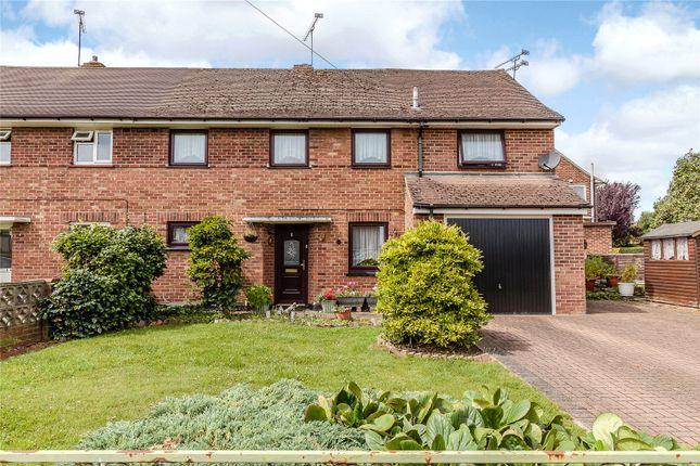 Thumbnail Semi-detached house for sale in Tattenham Road, Laindon, Essex