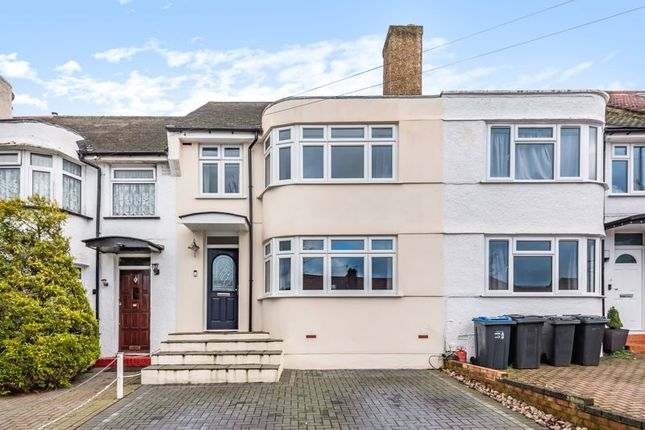 Terraced house for sale in Benhurst Gardens, Selsdon, South Croydon
