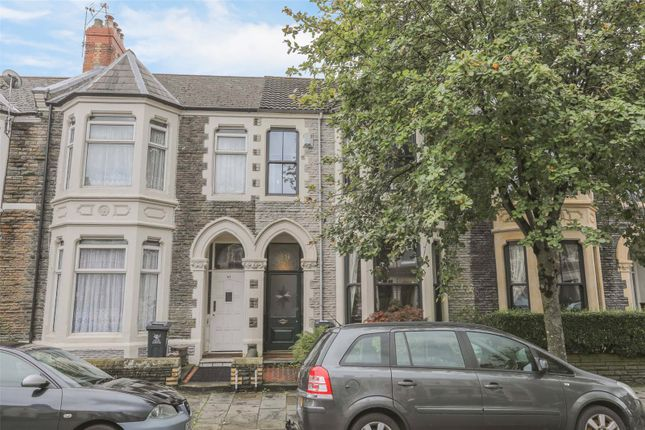 Thumbnail Terraced house for sale in Hamilton Street, Pontcanna, Cardiff