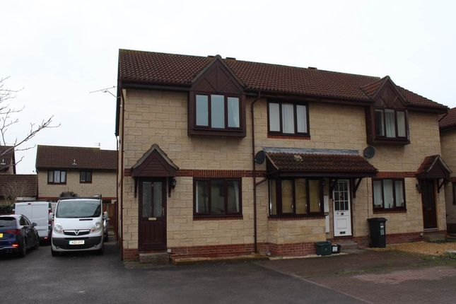 Thumbnail Property to rent in Perrymead, North Worle, Weston-Super-Mare