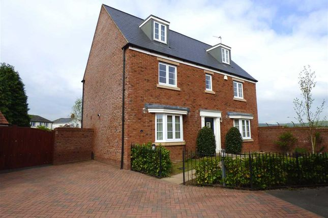 Thumbnail Detached house for sale in Merton Green, Caerwent, Caldicot