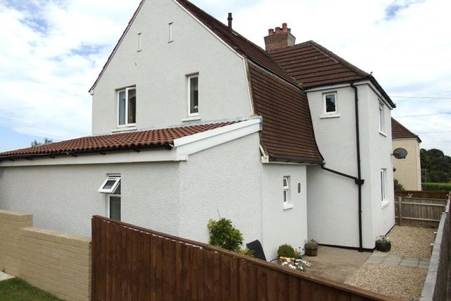 Thumbnail End terrace house for sale in Mercian Way, Sedbury, Chepstow, Monmouthshire