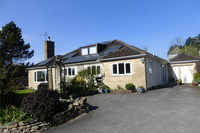 Thumbnail Detached bungalow for sale in Cainscross Road, Stroud, Gloucestershire