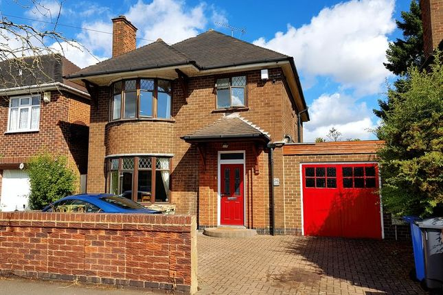 Thumbnail Property for sale in West Drive, Mickleover, Derby