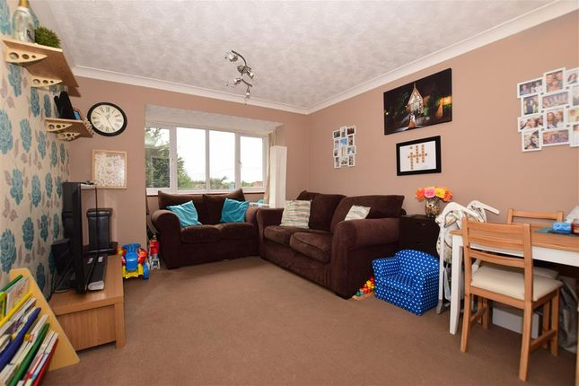 Thumbnail Flat for sale in The Brent, Dartford, Kent