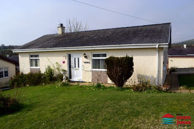 Thumbnail Detached bungalow for sale in Llanbedrog, Pwllheli