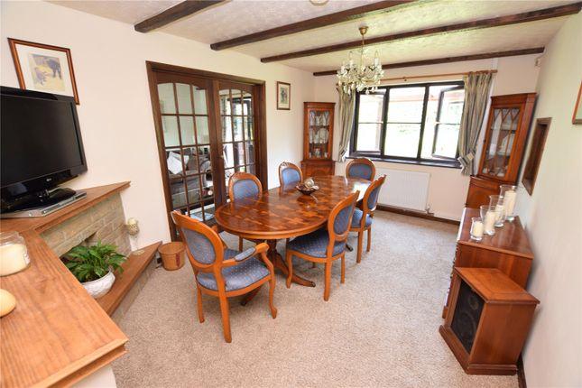 Dining Room of Bridge Park, Bridgerule, Holsworthy EX22