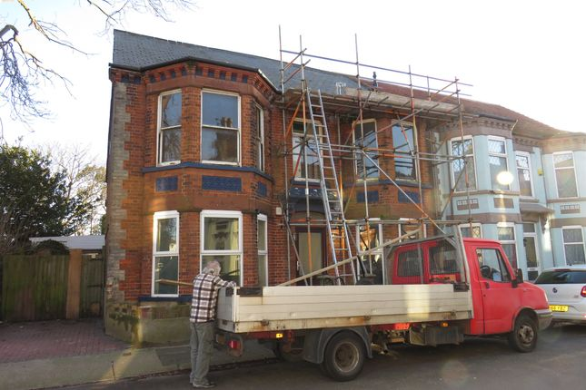 Thumbnail Terraced house for sale in Anson Road, Great Yarmouth