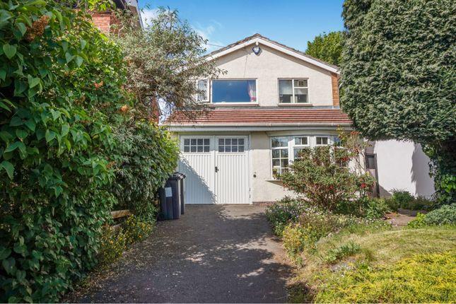 Thumbnail Detached house for sale in Short Heath Road, Birmingham