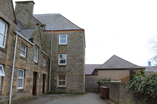 Thumbnail Flat for sale in Pringle Court, Buckie