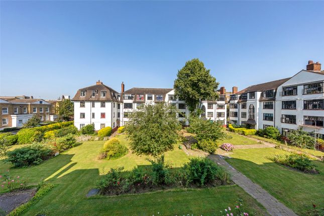 3 bed flat for sale in Manor Court, Leigham Avenue, London SW16